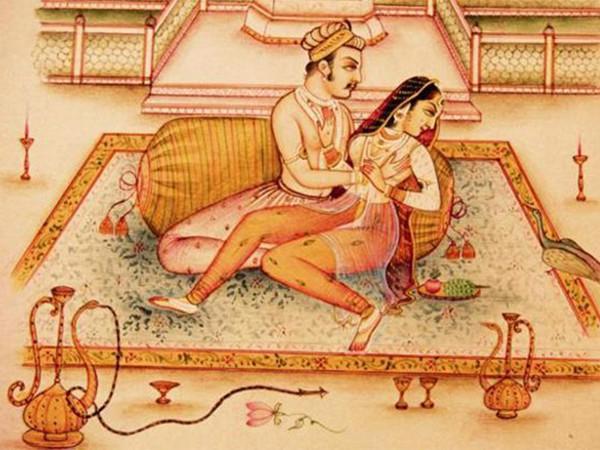 Nghệ thuật làm tình Ấn Độ 3