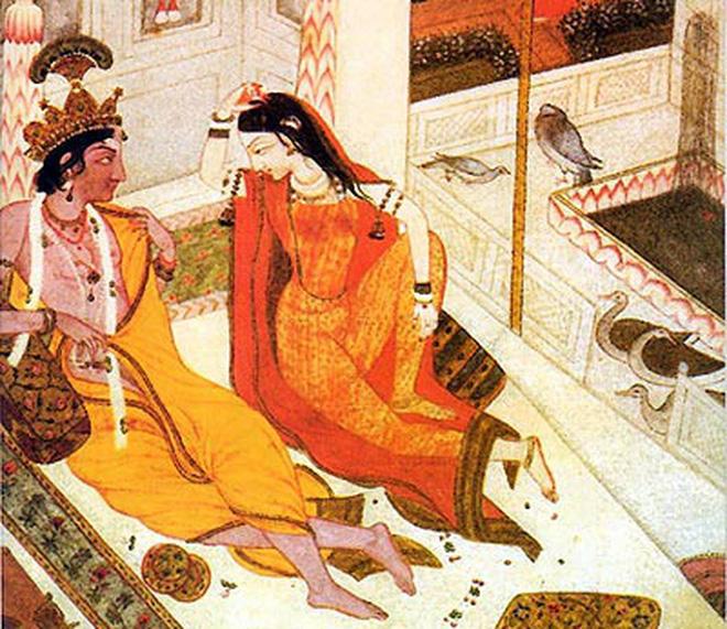Nghệ thuật làm tình Ấn Độ 2